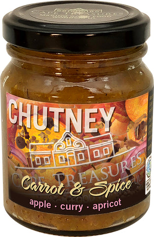 Chutney - Carrot & Spice - Cape Treasures