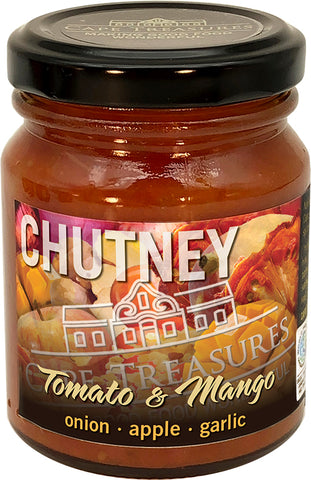 Chutney - Tomato & Mango - Cape Treasures