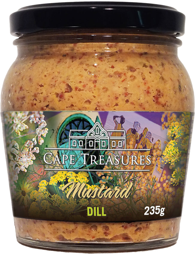 Dill Mustard by Cape Treasures