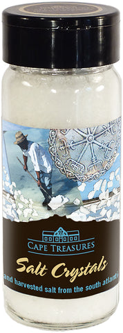 Sprinkle Salt - Plain Khoisan Natural Salt - Cape Treasures
