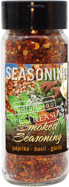 Smoked Paprika Seasoning - Cape Treasures