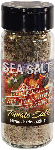 Sprinkle Salt - Sundried Tomato & Olive - Cape Treasures