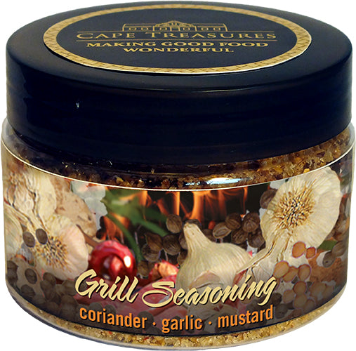 Seasoning Tub - GRILL - Cape Treasures