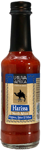 "Sauce - ""Moderately Hot"" HARISSA - Ukuva iAfrica"