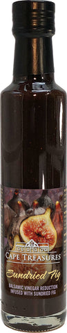 Balsamic Reduction 250ml - SUNDRIED FIG - Cape Treasures
