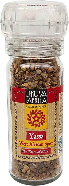 Grinder - Yassa... the taste of bliss - Ukuva iAfrica