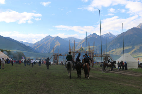 2016 World Nomad Games Jackson Wyoming Cowboy Images