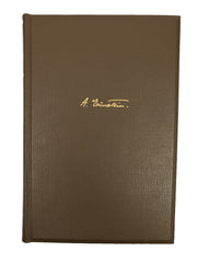 "Signed Albert Einstein: ""One and Only Intellectual Biography"""