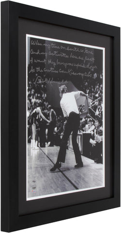 "Signed Bob Knight: ""Critics Can Kiss My Ass..."""
