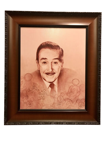 "Mike Kupka: ""Walt Disney"""
