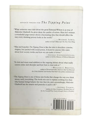 "Signed Malcom Gladwell: ""The Tipping Point"""