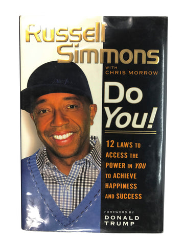 "Signed Russell Simmons: ""Do You"""
