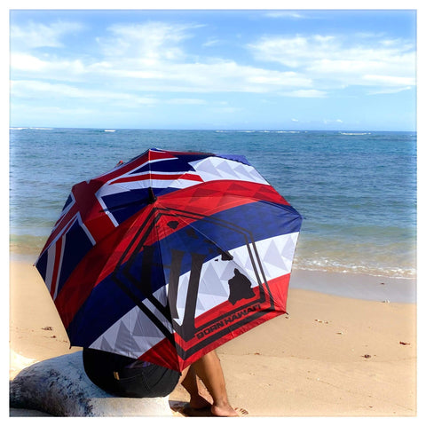 Born Hawaii Accessories HAE HAWAII UMBRELLA