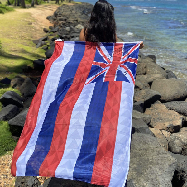 Born Hawaii Accessories HAWAIIAN FLAG