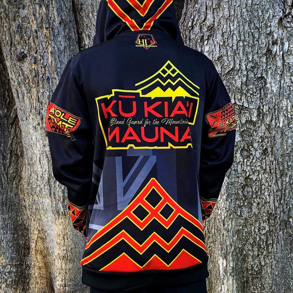 Born Hawaii Jacket MAUNA Hoodie Pullover Jacket