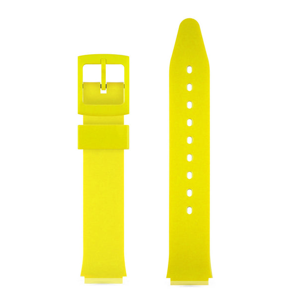 LIME GLOSSY WATCH BAND