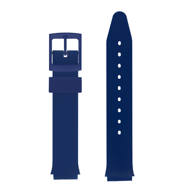 NAVY MATTE WATCH BAND