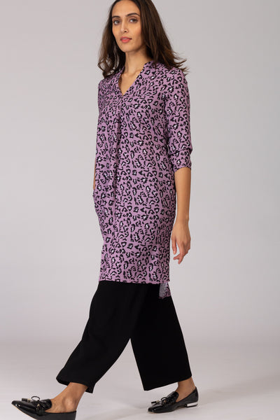 Philly Printed Tunic