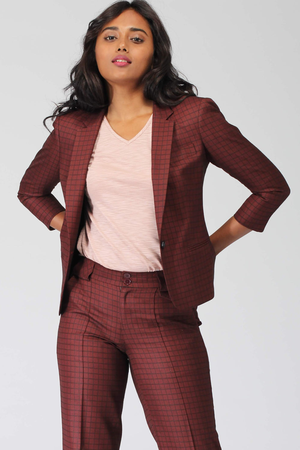 Rochelle Semi Formal Blazer