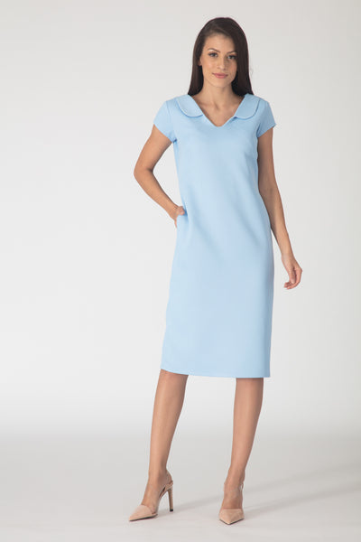 Mariner Shift Dress