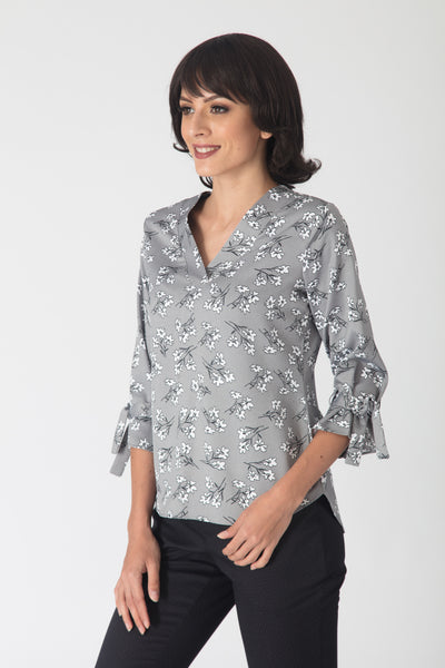 Blossom Printed Blouse