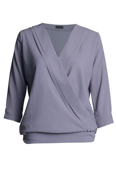 Storm Wrap Blouse