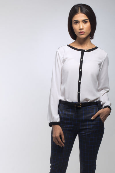 Meridian Blouse