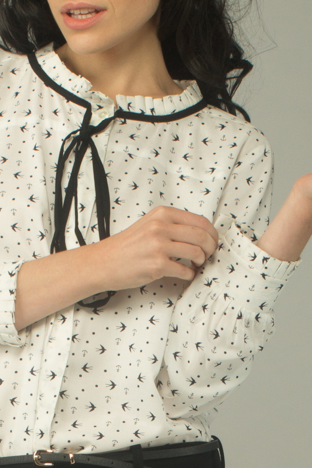 Seashore Printed Shirt