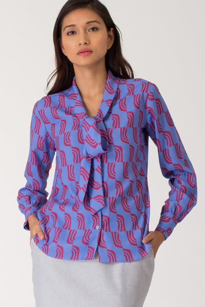 Havelock Pussybow Blouse