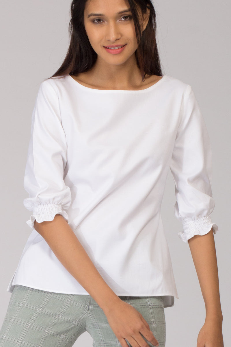 Warsaw Cotton Blouse