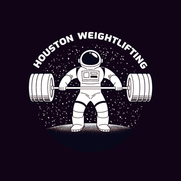 Houston Weightlifting T-Shirt