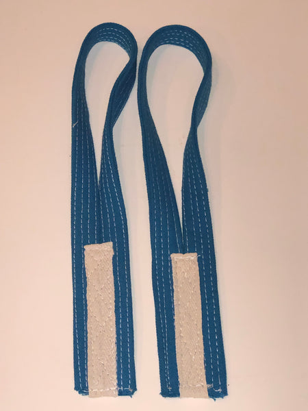 The Weightlifting Straps