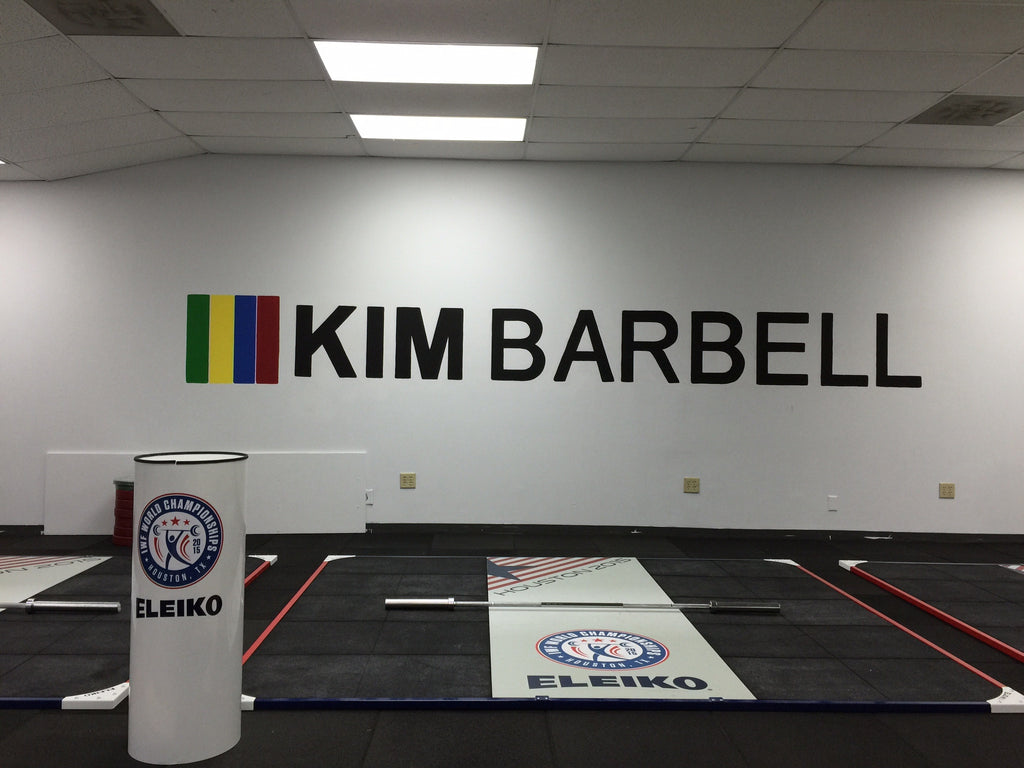 Houston Weightlifting Development Meet (Summer 2018)
