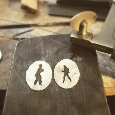Film and Television Cufflinks