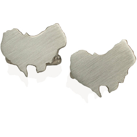 Bespoke Country/Continent/County Cufflinks