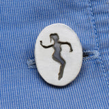 Private Dancer - Arabian Nights Inspired Cufflinks - RSJSStudios - 2