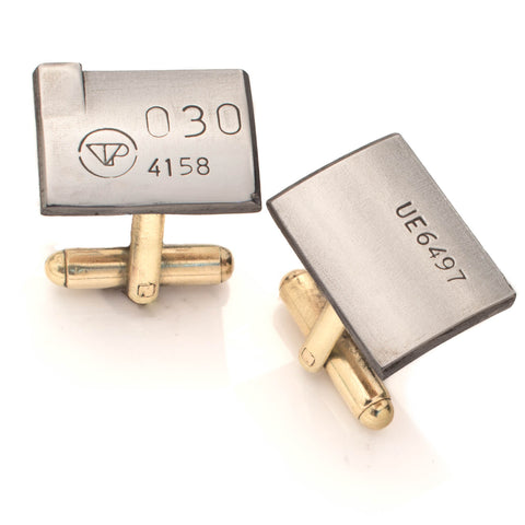 Rolls Royce / Bentley Engine Bearing Cufflinks