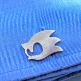 Sonic the Hedgehog Cufflinks - RSJSStudios - 2