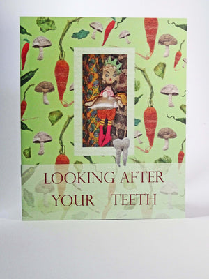 Looking After Your Teeth Textile Book