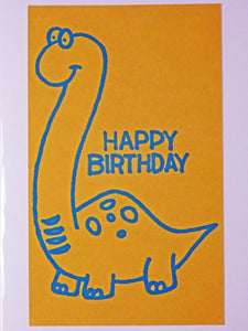 Dino Birthday Cards
