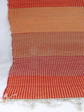 Handwoven cotton rugs