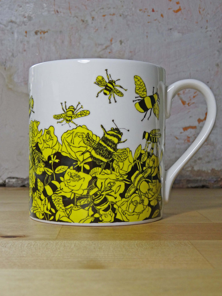 Bee Free Mug The Craft Unit