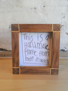 Picture frame - small