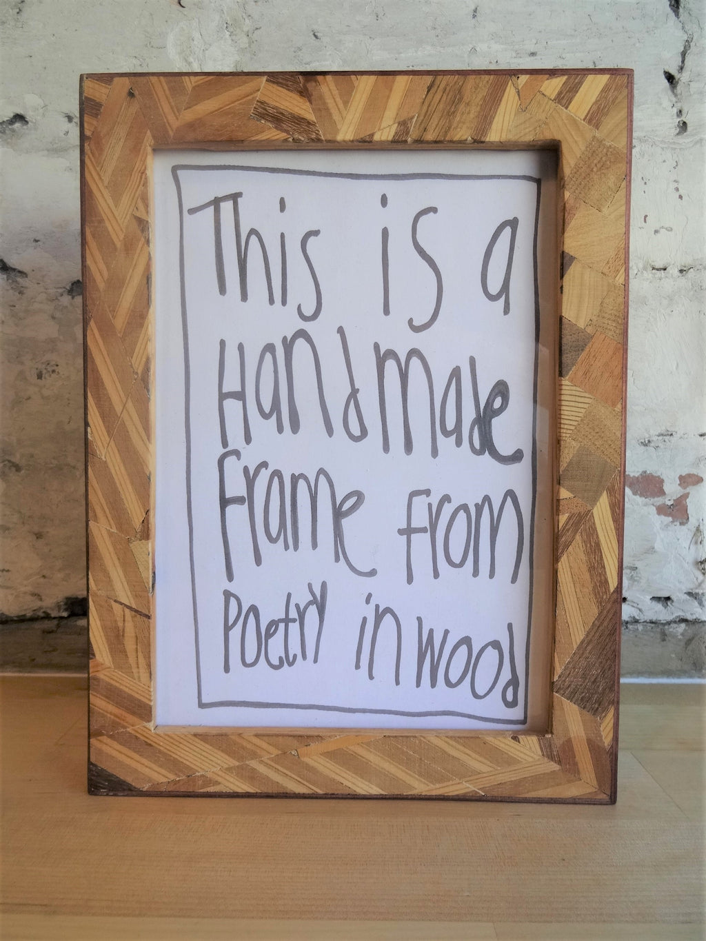 Picture frame - large