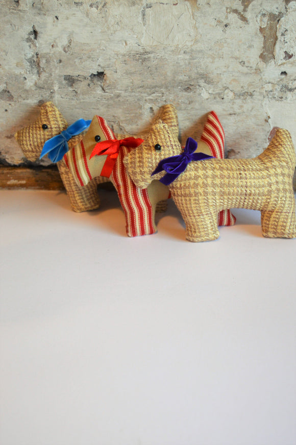 Scottie dogs  - mini