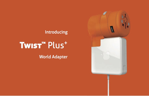 Twist World Adapter Duo (1st Generation)