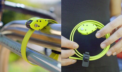 Ottolock - World's Most Portable Cinch Lock For Bikes