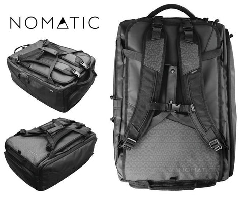Nomatic Travel Bag and Accessories