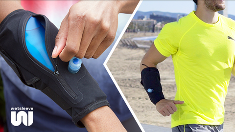 Wetsleeve: The Most Convenient Wearable Hydration System