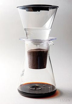 Iwaki Water Drip Cold Brew Coffee Maker